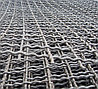 Сетка 50х50х6 Р50-6 ГОСТ 3306-88 1750х4500 для грохотов рифленая стальная канилированная сталь 45 50 55