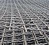 Сетка 55х55х8 Р55-8 ГОСТ 3306-88 1750х4500 для грохотов рифленая стальная канилированная сталь 45 50 55