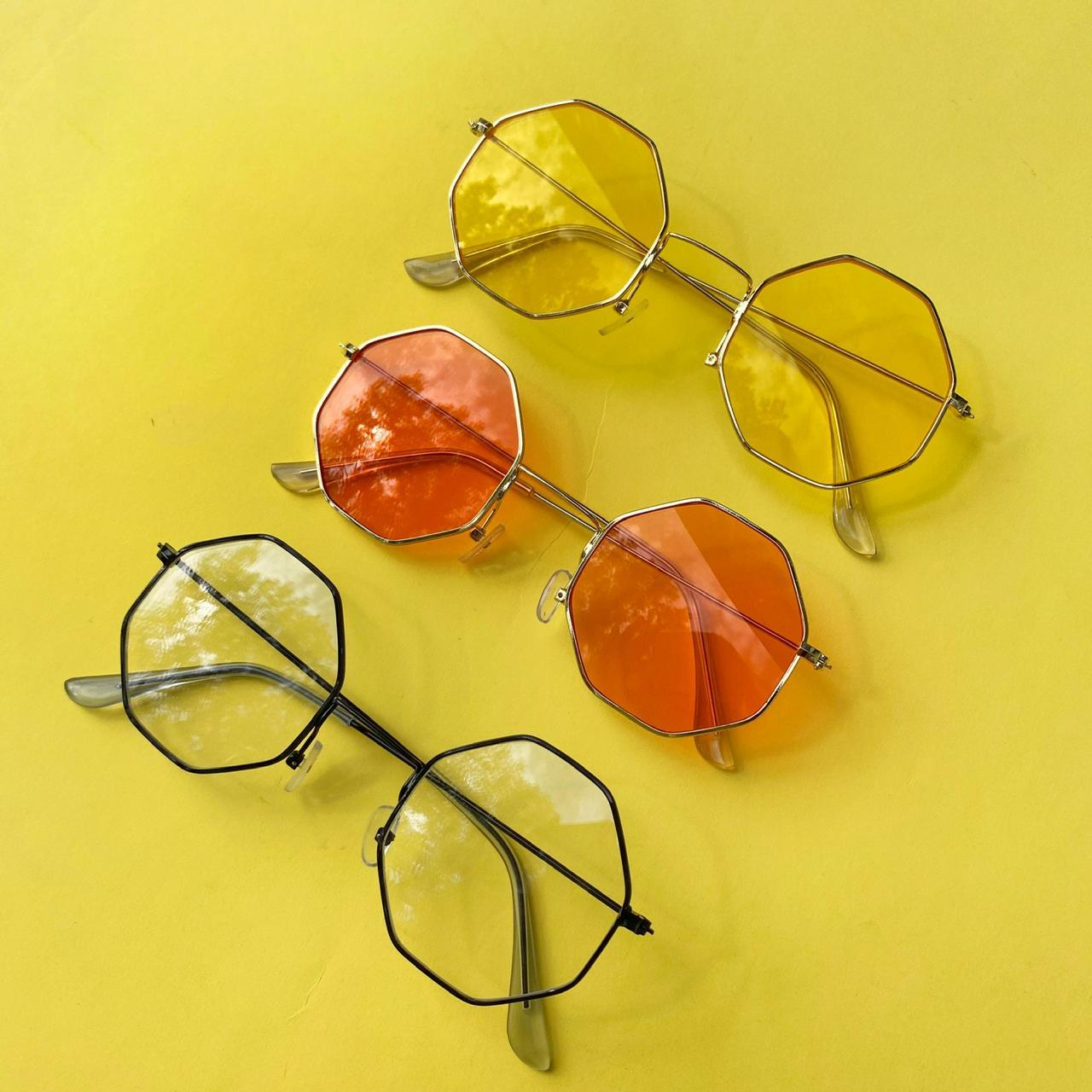 Стильные ретро очки