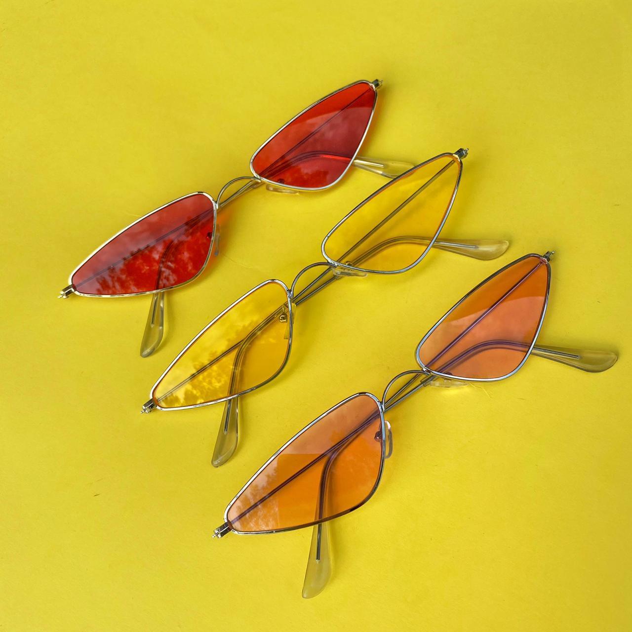Стильные очки под ретро