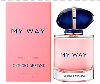 Giorgio Armani My Way парфюмированная вода объем 15 мл (ОРИГИНАЛ)