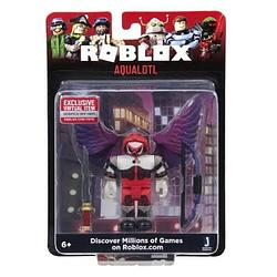 Roblox ROB0303 Фигурка героя Aqualotl (Core) с аксессуарами