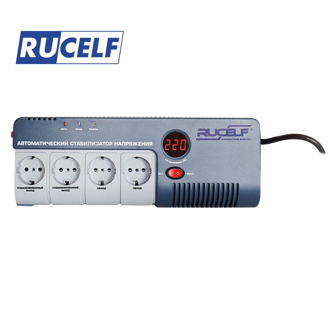 Стабилизатор 0,5 кВА SRW-500 однофазный