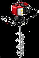 Мотобур (бензобур) МБ1-150, d=60-150 мм, 43 см3, 1 оператор, ЗУБР