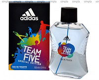 Adidas Team Five туалетная вода объем 100 мл (ОРИГИНАЛ)