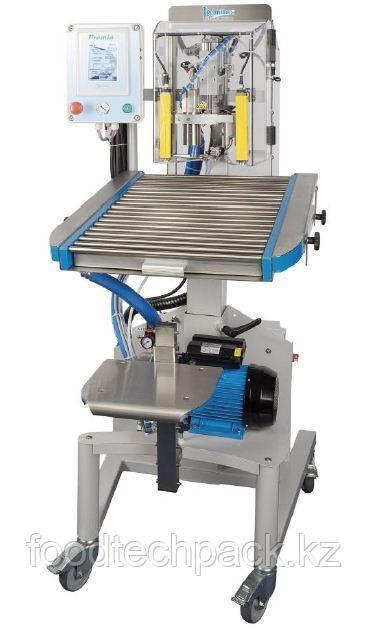 Универсальный полуавтомат розлива  «PREMIA» в bag-in-box 540 пакетов в час для 3 л
