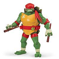 Игрушка Черепашки-ниндзя Фигурка Раф с панцирем для оружия 27 см