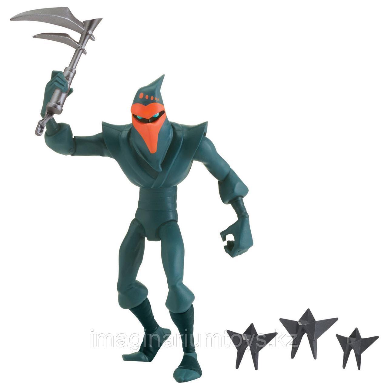 Игрушка Черепашки-ниндзя Фигурка Солдат Оригами Фут 12 см