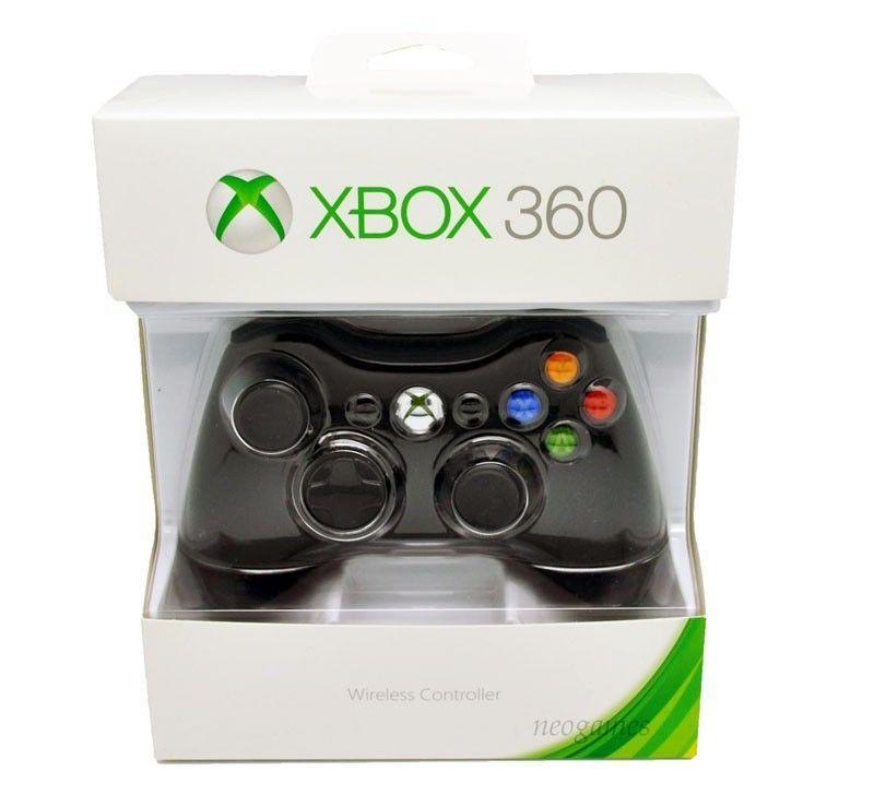Джойстик для Xbox 360 (ИксБокс 360) , беспроводной