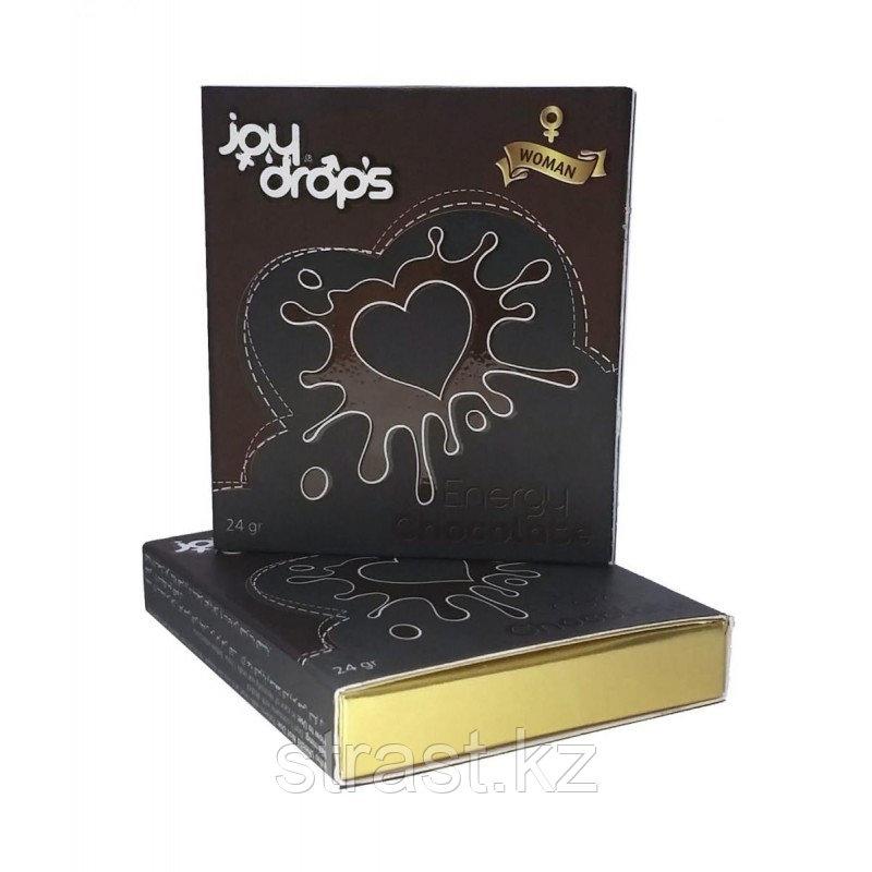 Возбуждающий шоколад Joy Drops для мужчин, 24 гр