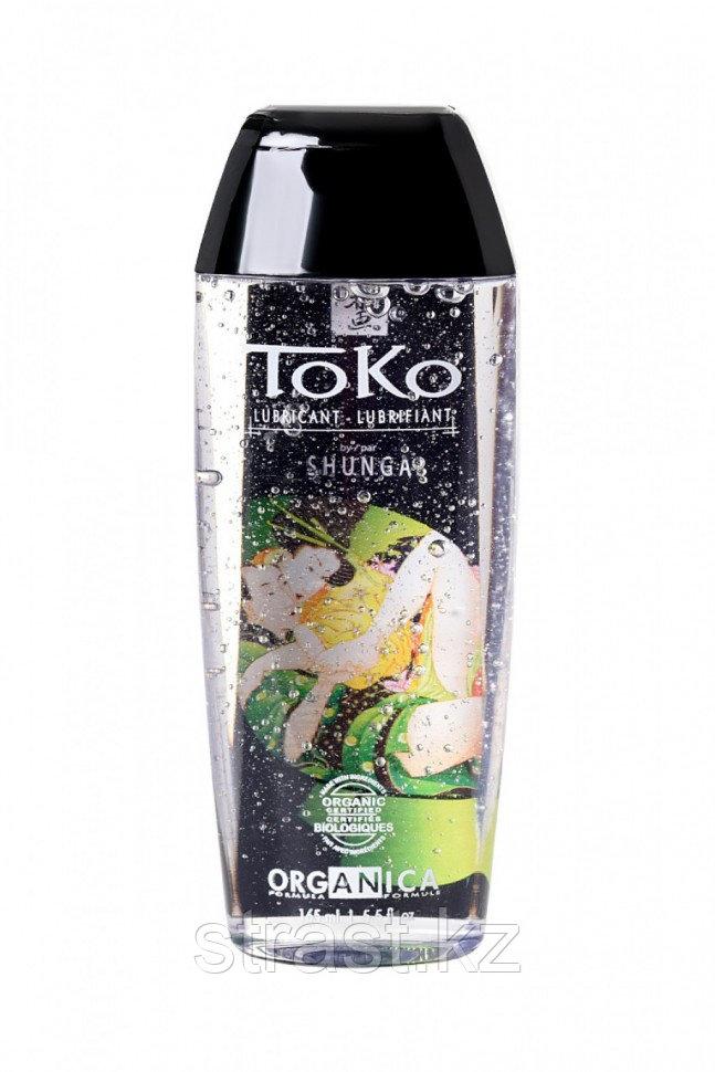 Лубрикант Shunga Toko Organica из 100% органических компонентов, 165 мл