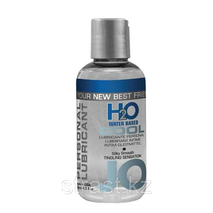 JO H2O Personal Lubricant - смазка для секса на водной основе, обьем 3 мл