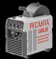 Инверторный полуавтоматический сварочный аппарат Ресанта САИПА-250 | 380В
