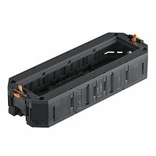 7408727 Монтажная коробка UT4 для установки в лючок с накладкой для 4xModul45 OBO Bettermann