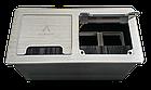 Настольный бокс на 4 (Mosaic 45), серебро, FZ512S, фото 5
