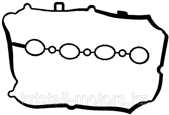 Прокладка клапанной крышки GM 1.6/1.8 CHEVROLET CRUZE/AVEO/ORLANDO/Opel Astra, Vectra 1.6 16V Z16LER/LET 05>