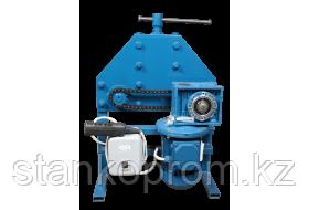 Трубогиб профильной трубы ТВ-6 (380В) электрический