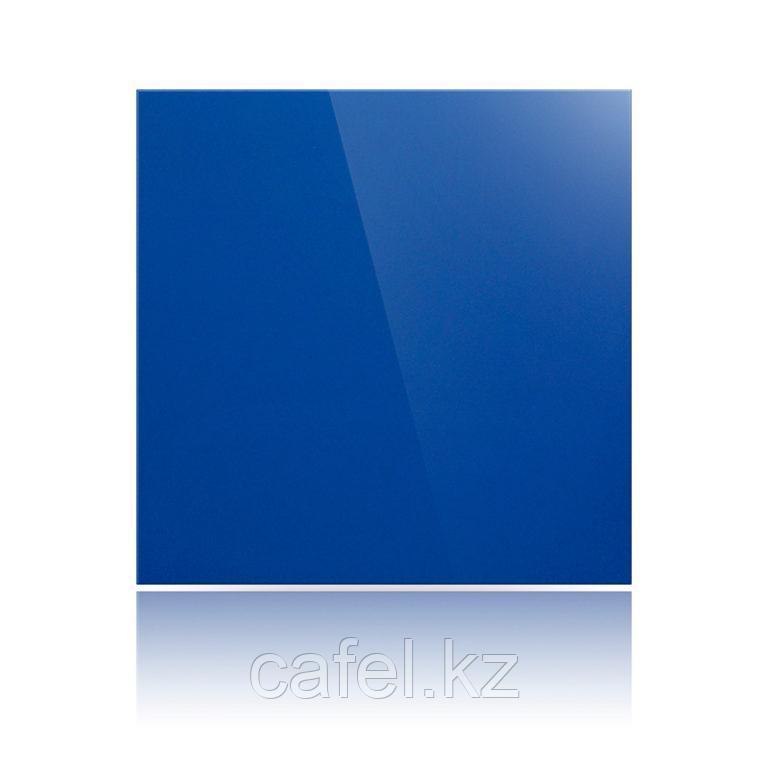 """Керамогранит 60х60 """"UF025 насыщенный синий"""""""