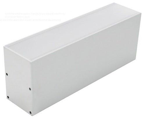 Профиль для светодиодной ленты MX 50x75B
