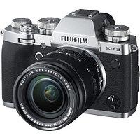 Fujifilm X-T3 kit 18-55mm f/2.8-4 R LM OIS Silver, фото 1