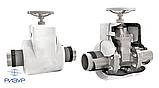 Термочехлы РИЗУР для запорно-регулирующей и фонтанной арматуры, фото 4