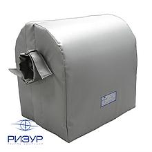 Термочехлы РИЗУР для запорно-регулирующей и фонтанной арматуры