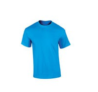 Футболка голубая