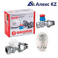Комплект термостатический ДУ15 прямой Giacomini