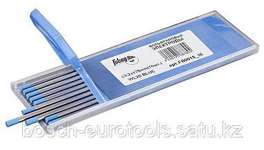 FUBAG Вольфрамовые электроды D1.6x175мм (blue)_WL20 (10 шт.)