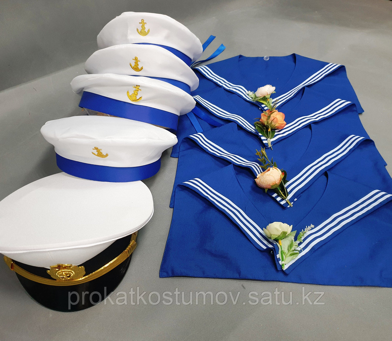 "Набор для девичника ""Морской круиз"" (№066) - фото 2"