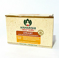 Амлант, Махариши Аюрведа (Amlant, Maharishi Ayurveda). Нормализация кислотности, при гастрите. 60 шт.