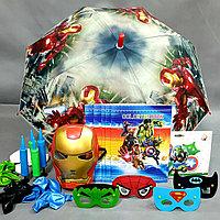 Подарок имениннику и его друзьям Marvel 02 (№40)