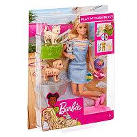 Набор «Барби и домашние питомцы»