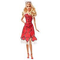 Коллекционная кукла Барби в красном платье