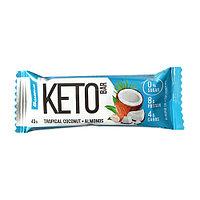 Батончик BombBar - KETO Bar (Тропический кокос и миндаль), 40 гр, фото 1