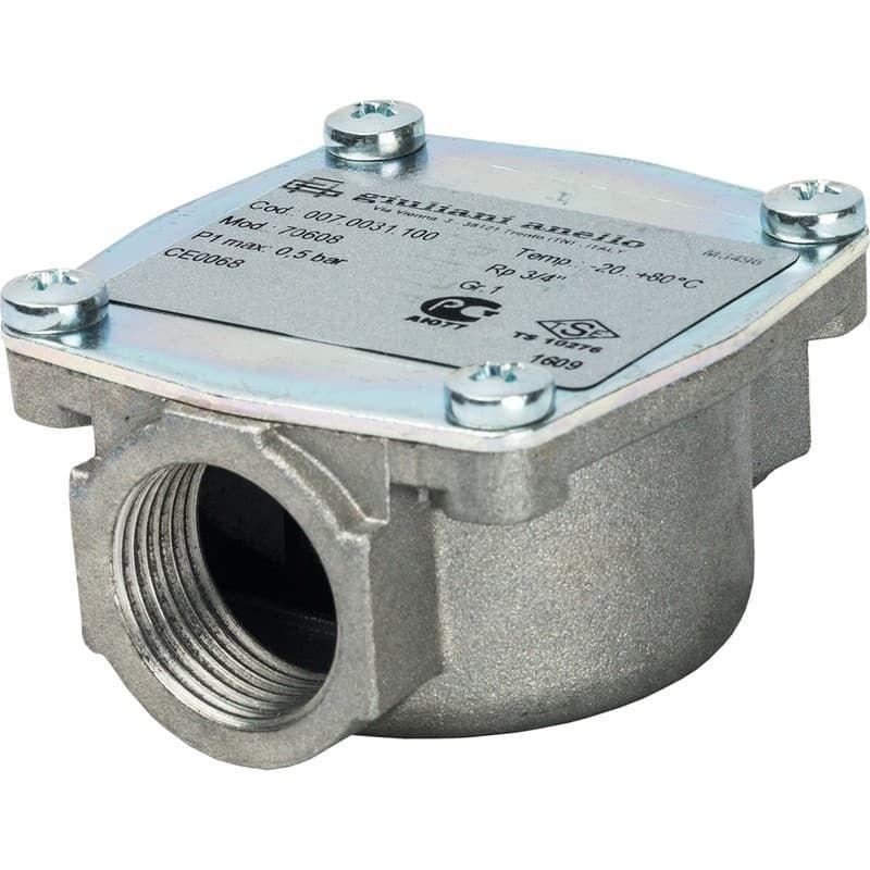 Фильтр газовый d=15мм