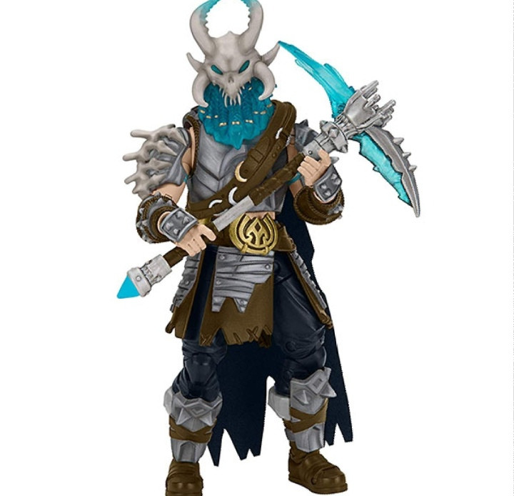 Fortnite Фигурка героя Ragnarok с аксессуарами - фото 4