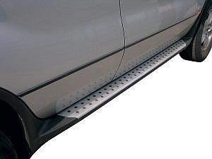 Боковые пороги OE-style, BMW X5, 2007-2013