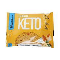Печенье BombBar - KETO Сookie (Ваниль с миндалём), 40 гр, фото 1