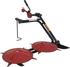 Косилка роторная навесная КРН-1М (2-я лыжа под роторным диском) для МБ Нева