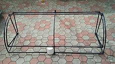 Теплица — «ракушка» 1200х2000х600 мм (каркас), фото 2