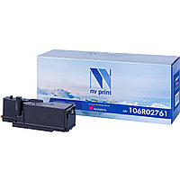 Картридж NVP совместимый NV-106R02761 Magenta