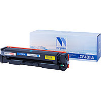 Картридж NVP совместимый NV-CF401A Cyan