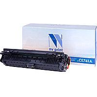 Картридж NVP совместимый NV-CE741A Cyan