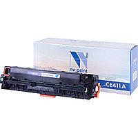 Картридж NVP совместимый NV-CE411A Cyan