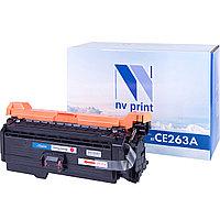 Картридж NVP совместимый NV-CE263A Magenta