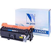 Картридж NVP совместимый NV-CE400X Black