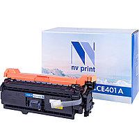 Картридж NVP совместимый NV-CE401A Cyan