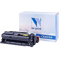Картридж NVP совместимый NV-CE403A Magenta