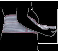 Бандаж для беременных (до и послеродовой) эластичный R4102 Размер S M L XL